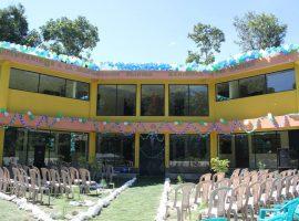 Inauguración de la Clínica Materno Infantil en Guatemala