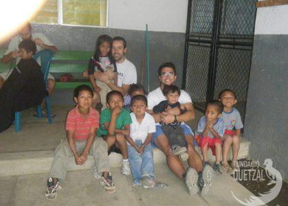 Volviendo a San Juan (Guatemala) 2012